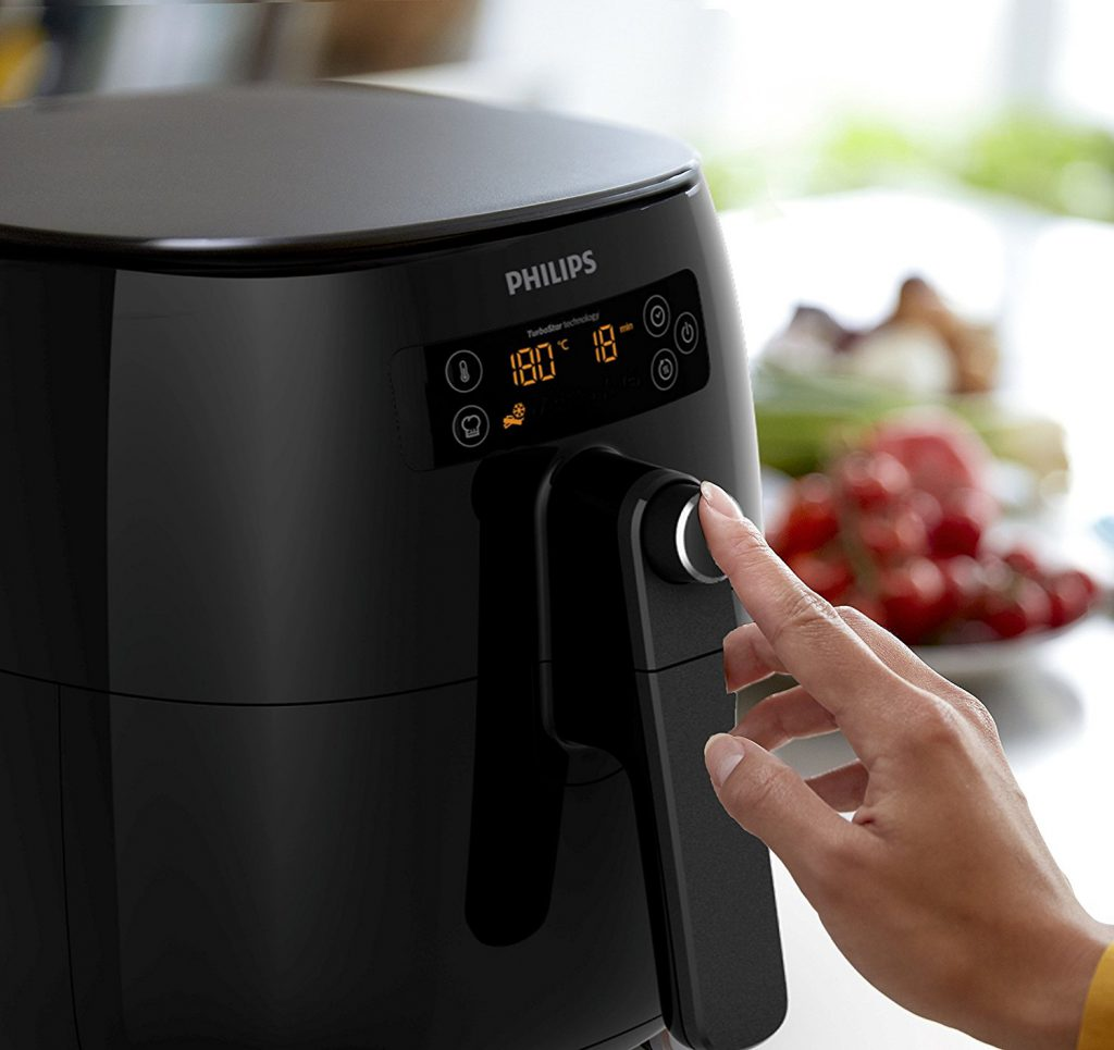 Philips-HD9641 90 Airfryer - Bruit