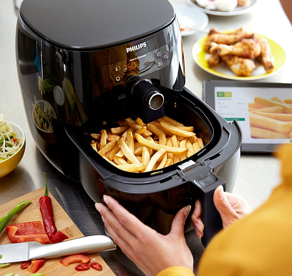 Philips-HD9641 90 Airfryer - Goût