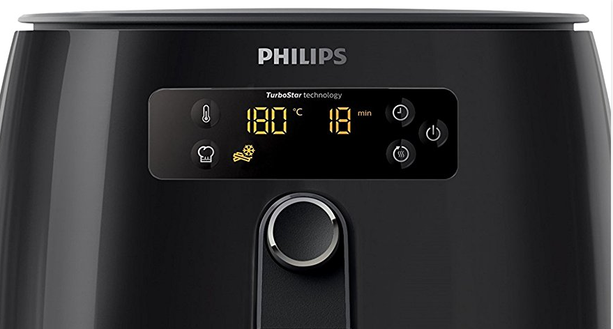 Philips HD9641 90 - Minuterie